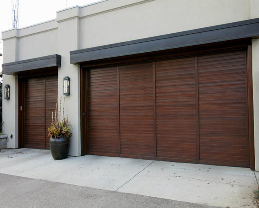Stainless Steel Security Doors