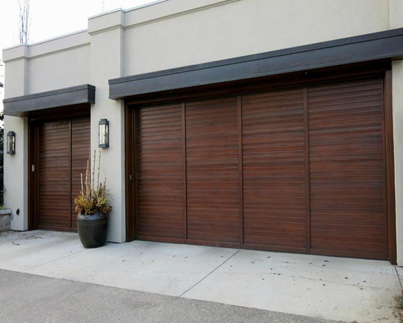 Stainless Steel Industrial Door