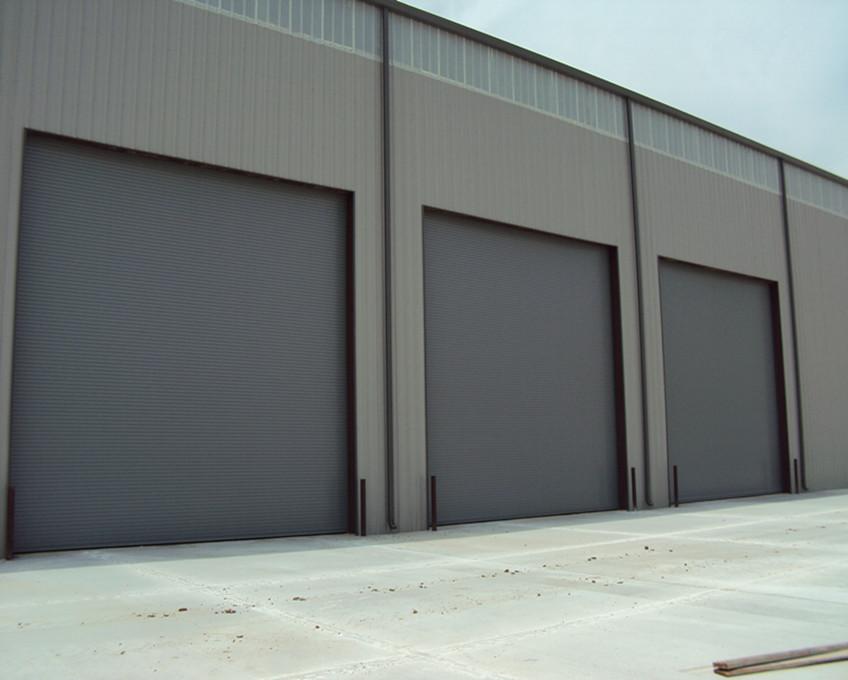 Zhongtai-Professional Commercial Steel Doors Rolling Steel Shutter Door Manufacture