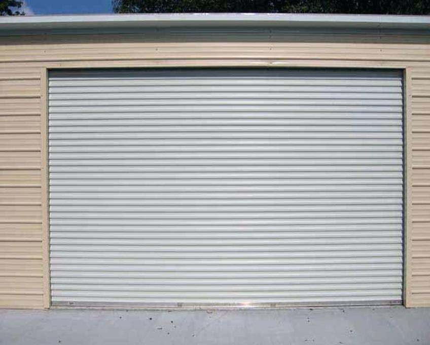 Zhongtai-Commercial Steel Doors | Automatic Roll Up Stainless Steel Door - Zhongtai