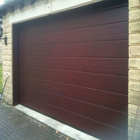 Automatic Strong Durability Sectional Garage Roller Door