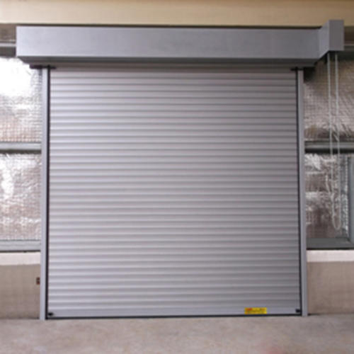 Heat Insulating Double Layer Slat Thermal Insulation Shutter Roller Door