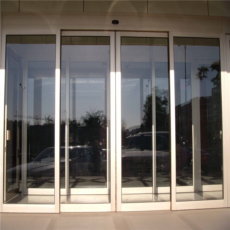 Zhongtai-Aluminium Sliding Door | Aluminum Sliding Door For Warehouse - Zhongtai