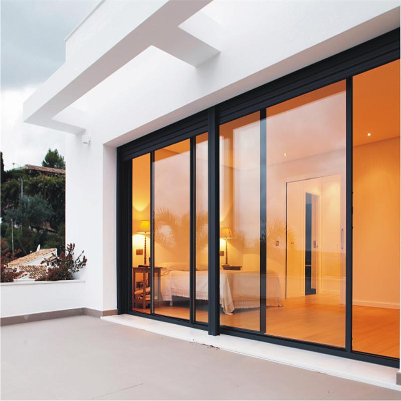 Zhongtai-Aluminium Sliding Door | Aluminum Sliding Door For Warehouse - Zhongtai-1
