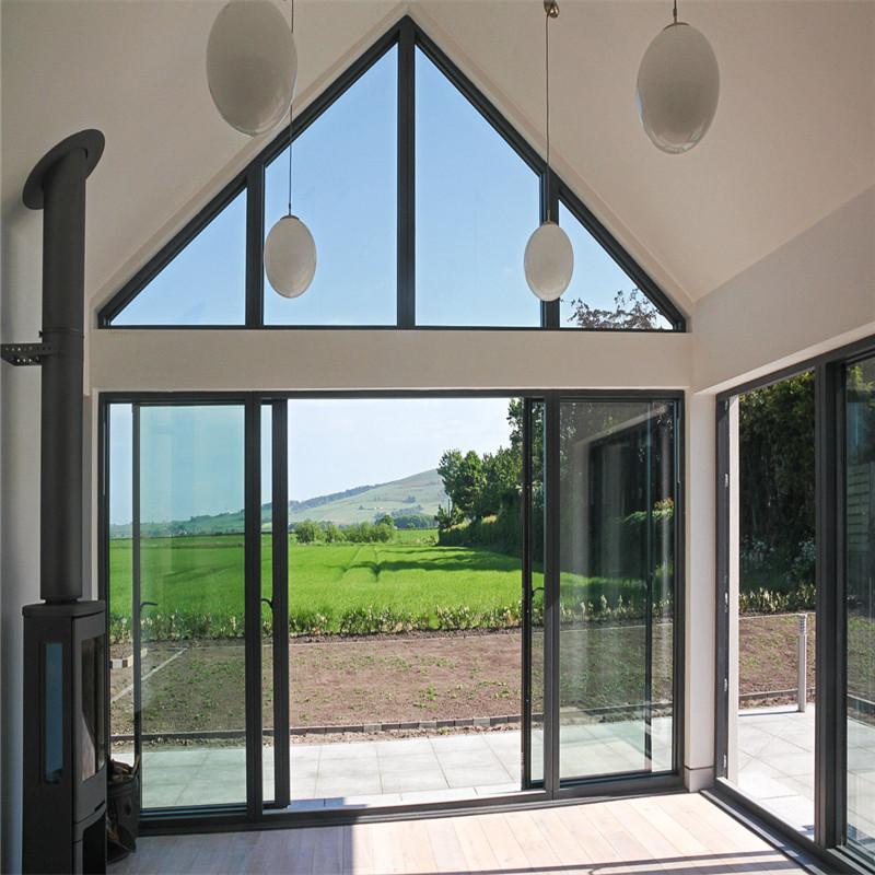 Zhongtai-Manufacturer Of Aluminium Sliding Window Custom Size Aluminum Sliding Doors