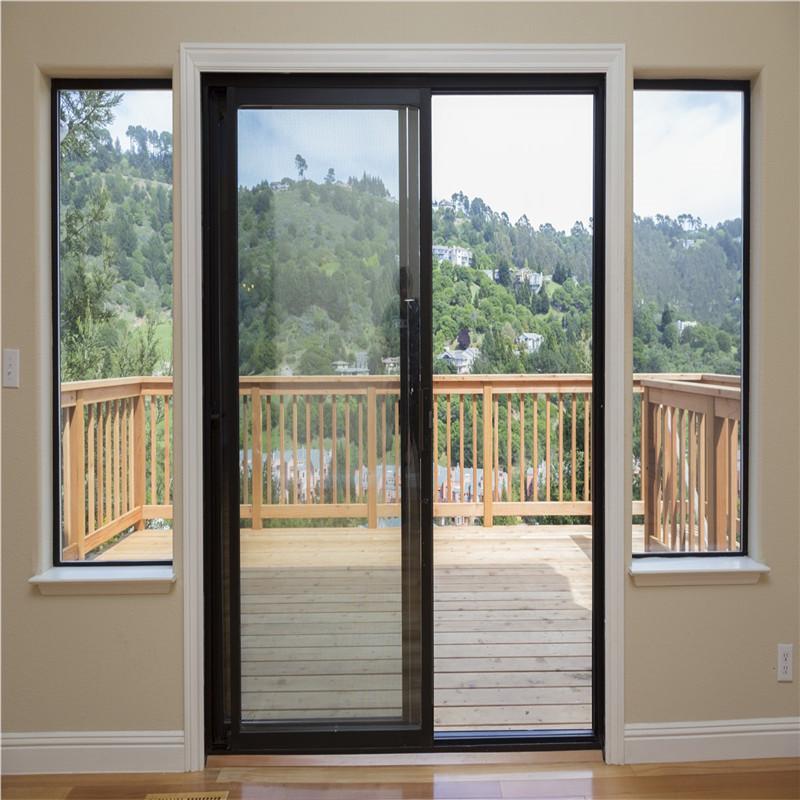 Zhongtai-Aluminium Sliding Door Beautiful Surface Aluminium Sliding Door-1