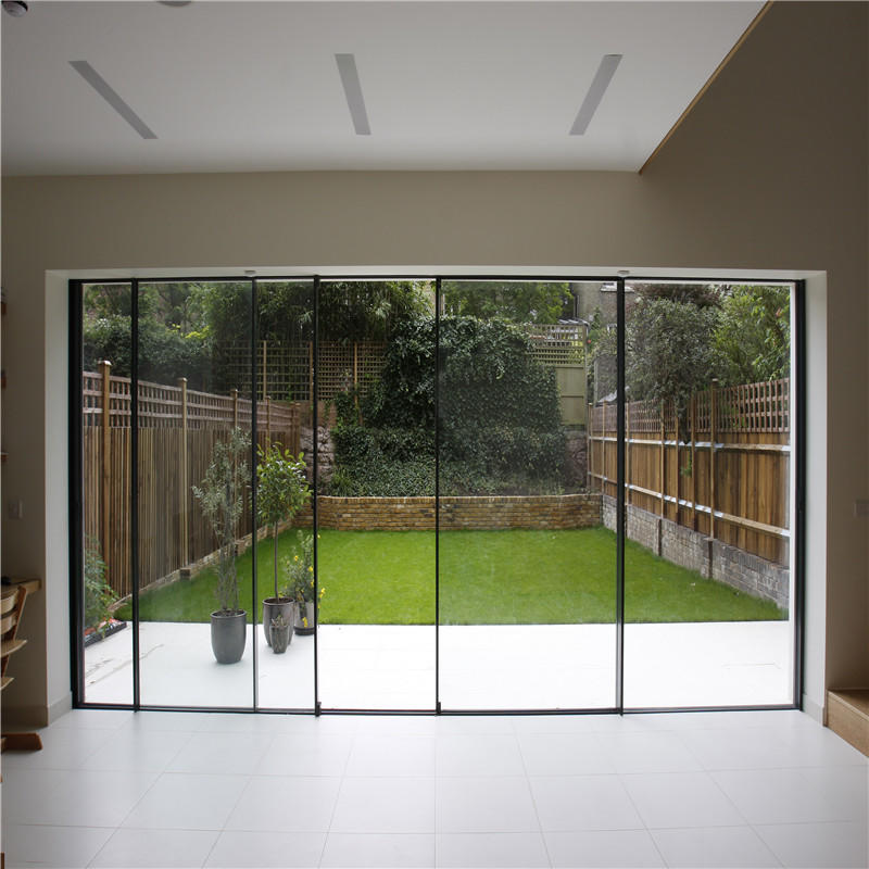 Beautiful Surface Aluminium Sliding Door