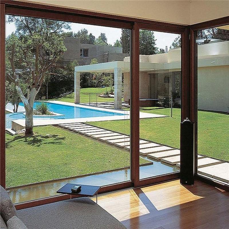Beautiful Surface Aluminium Sliding Door