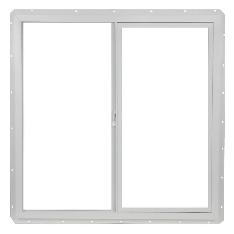 Aluminum Vertical Sliding Windows