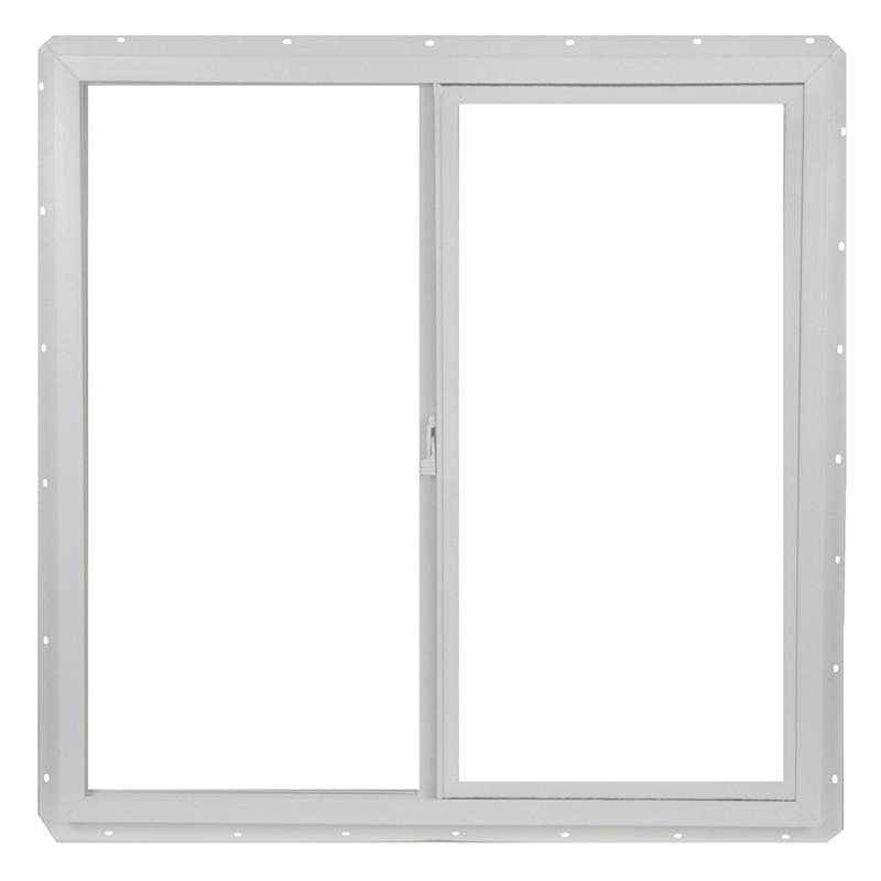 Aluminum Vertical Sliding Windows