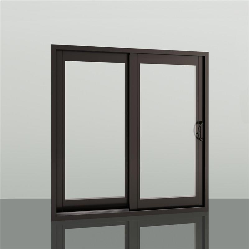 Office Aluminum Sliding Windows