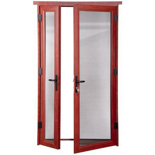 Tempered Glass Swing Door