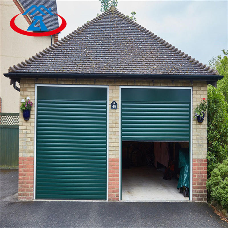 Customized Remote Control Electric Automatic Aluminum Garage Door