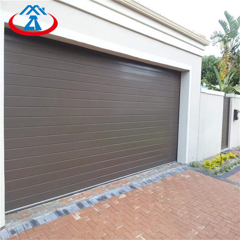 Zhongtai-Aluminum Garage Doors | Customized Remote Control Electric Automatic Aluminum