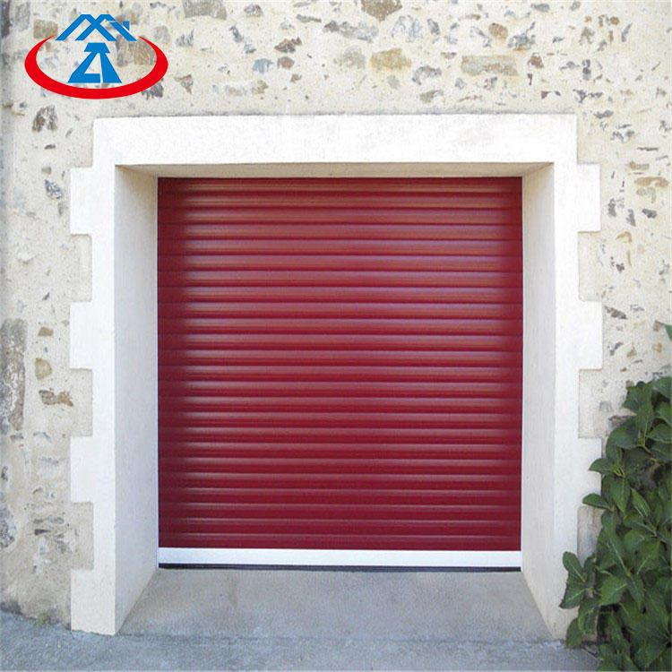 Domestic Internal Remote Control Roller Shutter Door