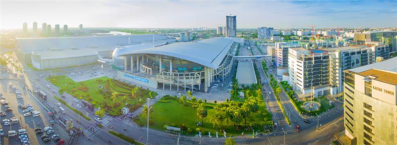 Zhongtai-Aluminium Bifold Doors Prices-exhibition Invitation Of Muang Thong Thani 2019-1