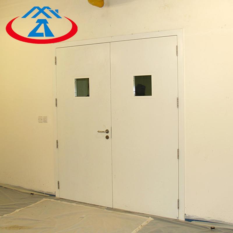 Galvanized Steel Fire Rated Security Door