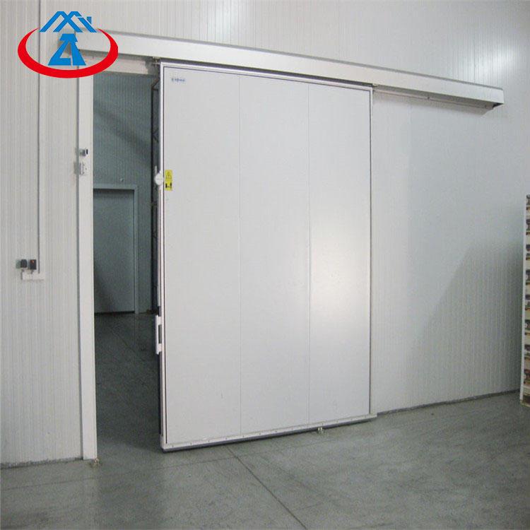 Customized steel industrial sliding door for sale