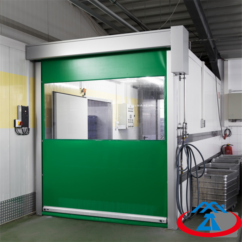 Zhongtai-Oem Odm High Speed Door, High Speed Roller Doors | Zhongtai