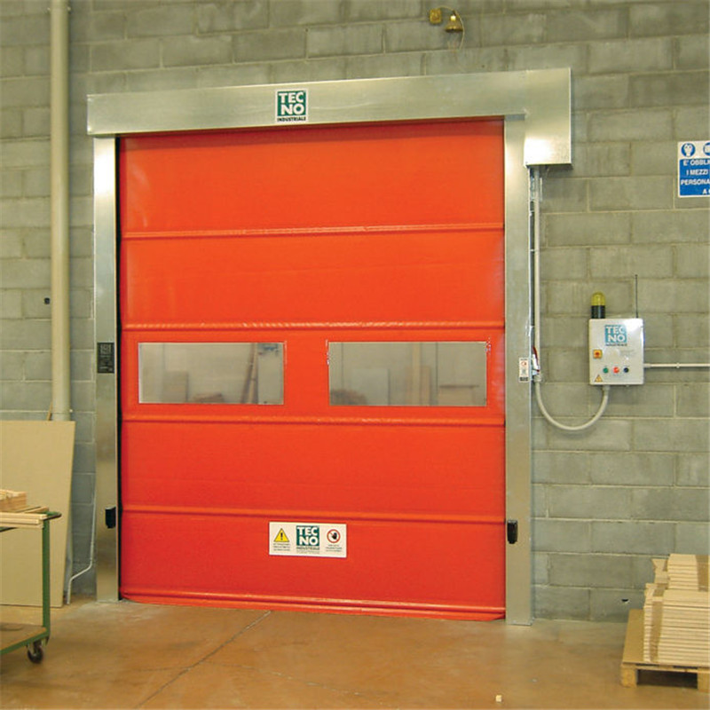 Zhongtai-Speed Door, High Speed Roll Up Doors Manufacturer | High Speed Shutter Door