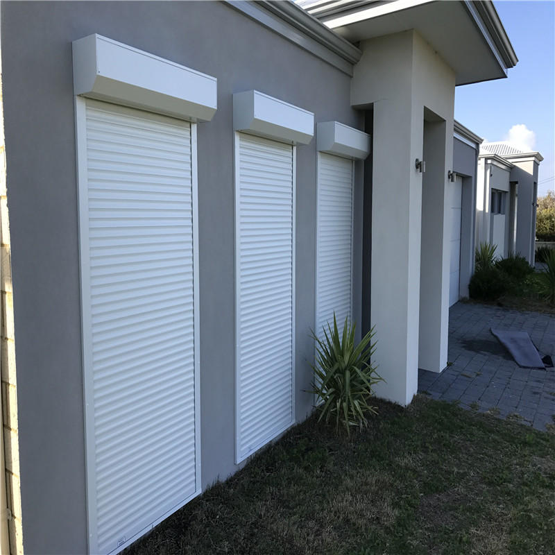 Hot sale rolling door and window aluminum roller shutter