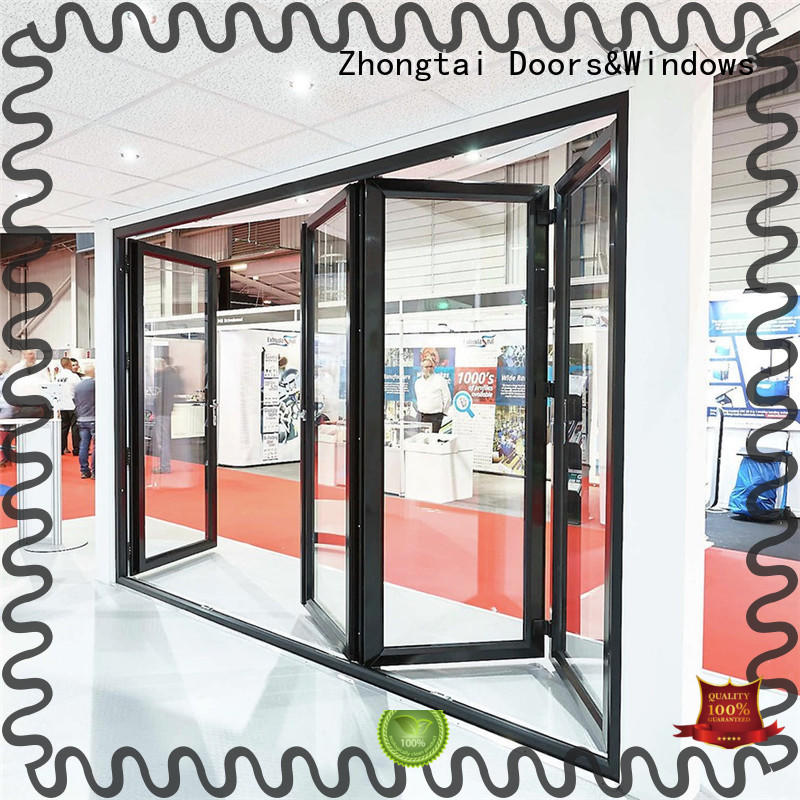 Zhongtai Custom aluminium door frame suppliers for house