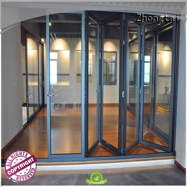 Top Aluminium Folding Door villa for sale for high-grade villas