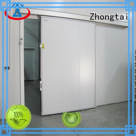 Zhongtai stylish industrial sliding door company for warehouse