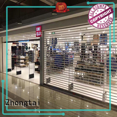 oem&odm shop shutter prices color company for window display