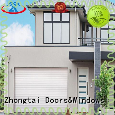 Zhongtai durable roll up garage doors for business for garage