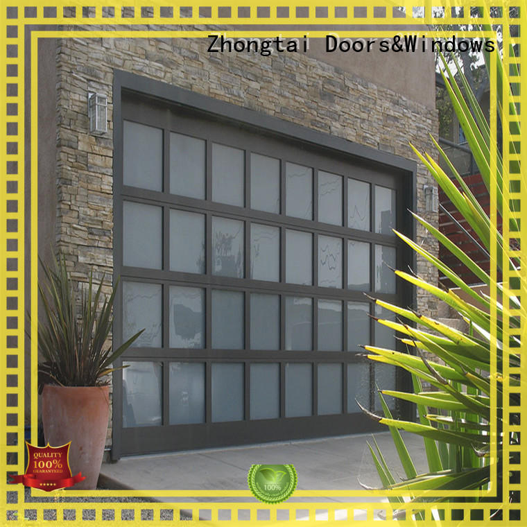High-quality roll up garage doors 50mm factory for garage