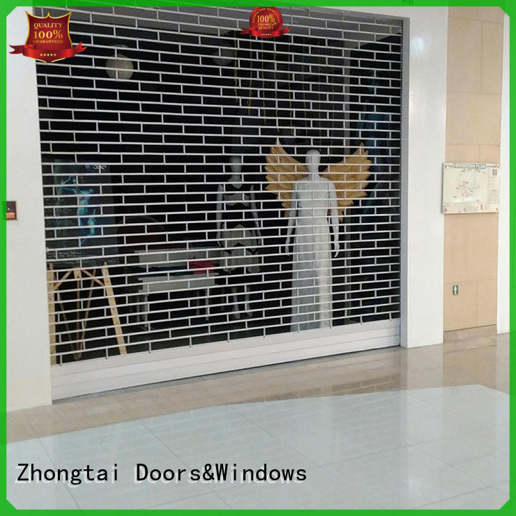 Zhongtai online security grilles wholesale for bank