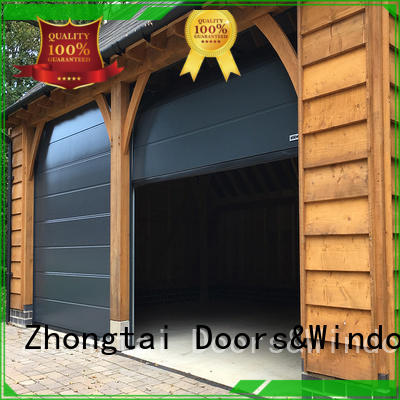 Zhongtai Top garage doors for sale for business for garage