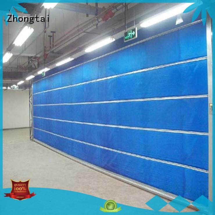 Zhongtai Best steel fire door suppliers for materials market