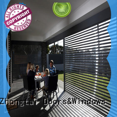 Zhongtai Top shop shutter prices company for clothing store