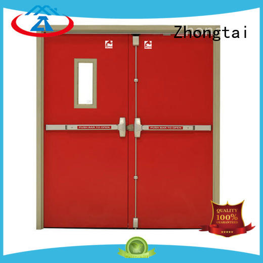 Zhongtai New fire resistant door for business for building