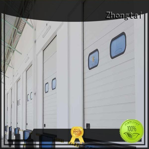 Zhongtai finished industrial door company for sale for automobile shop