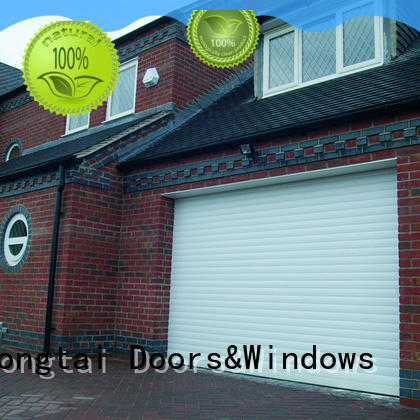 High-quality best insulated garage doors remote factory for shop