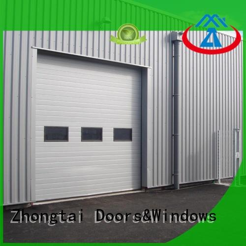 Best industrial door company sectional supply for automobile shop