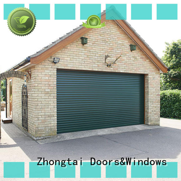 Zhongtai High-quality electric garage doors manufacturers for high-grade villas