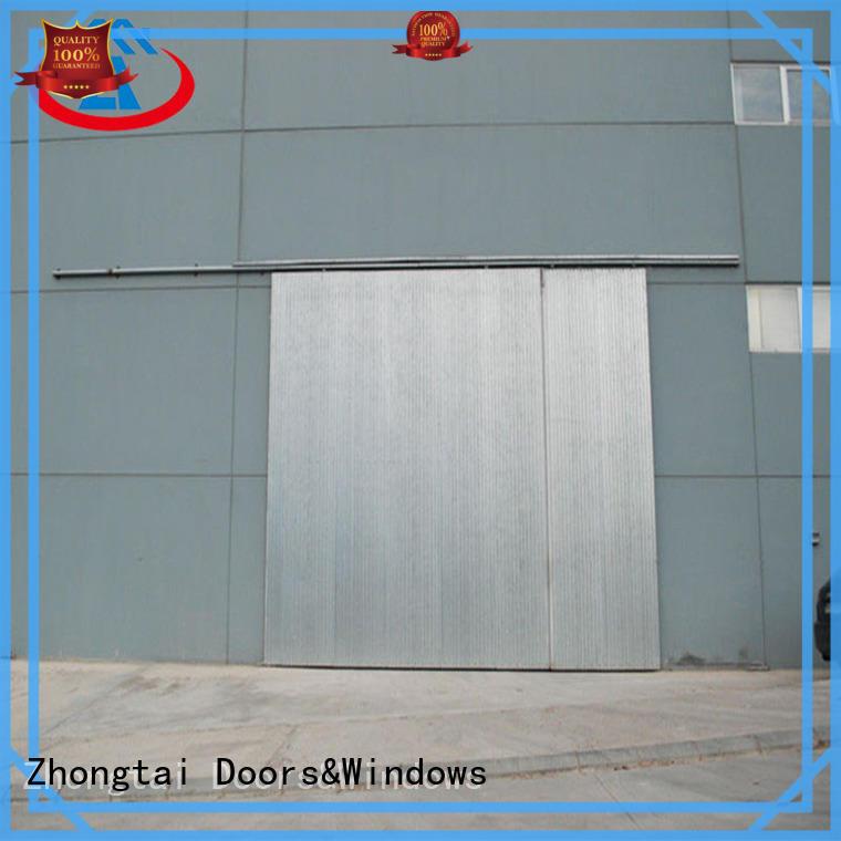 Zhongtai Best industrial roller doors for sale for warehouse