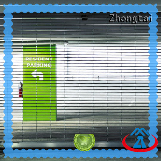 Zhongtai professional security grilles manufacturer for store