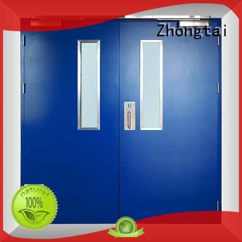 Zhongtai New fire doors for sale manufacturers for building