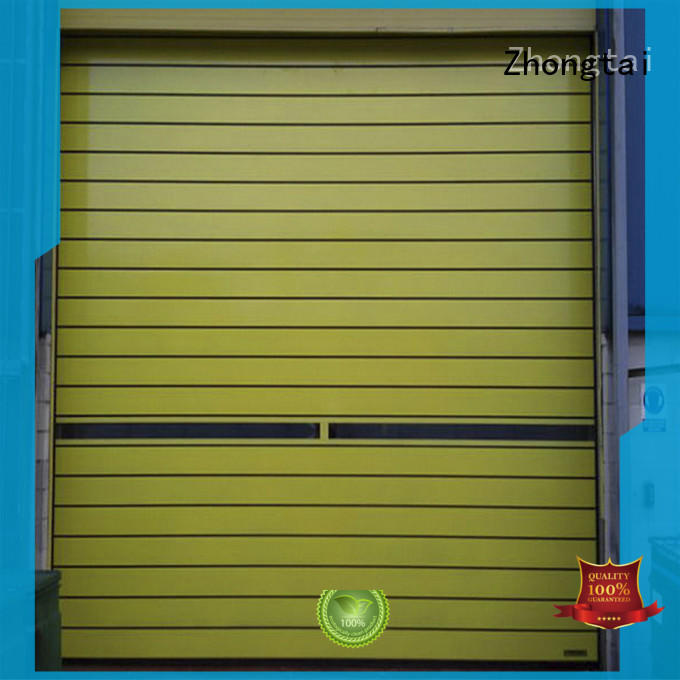 Zhongtai professional impact doors for sale for house