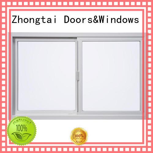 Zhongtai Custom aluminium window manufacturers manufacturers for home