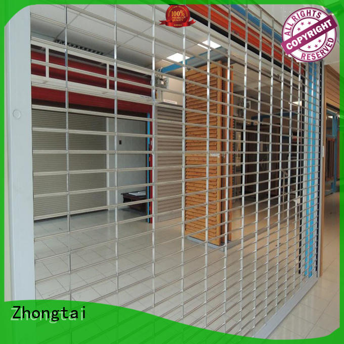 New security grilles stainless company for bank