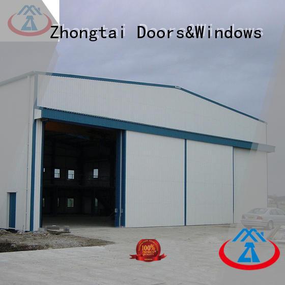 Custom industrial roller doors larage company for industrial zone