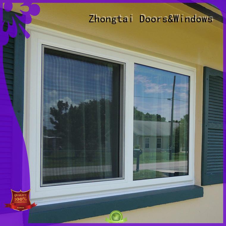 High-quality aluminium sliding window break for business for villa