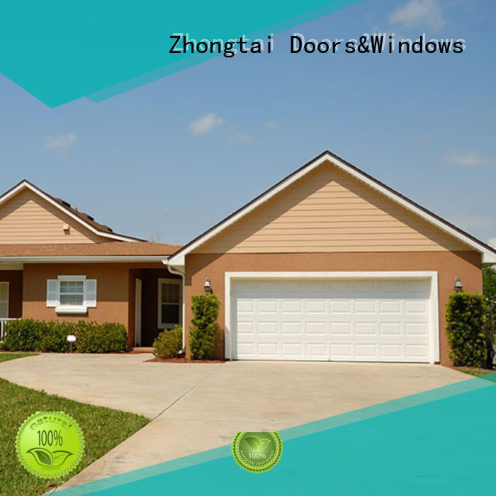 Zhongtai Top garage doors for sale for business for warehouse