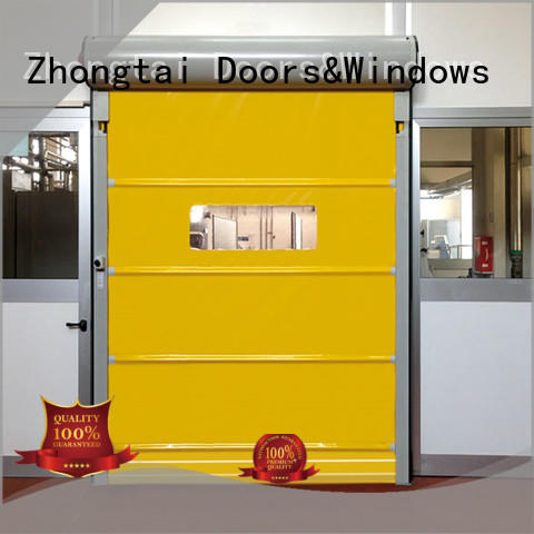 high quality high speed door series for electronics